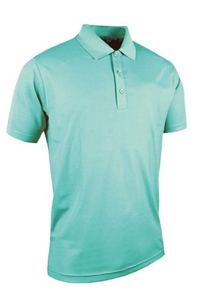 Deacon – Glenmuir Men's Performance Pique Golf Polo Shirt